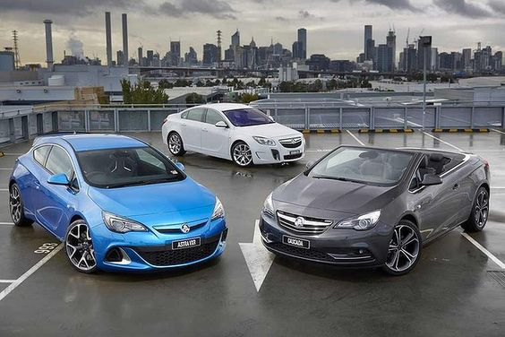 3 new Holdens