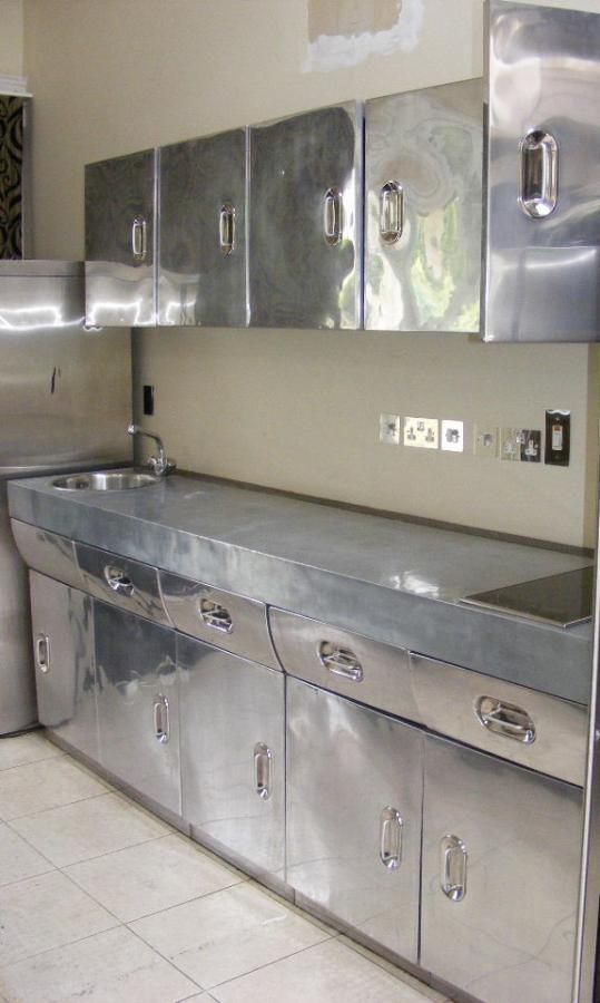 Stainless Steel Kitchen Cabinets For Sale 2021 Vintage Kitchen Cabinets 1950s Kitchen Cabinets Kitchen Cabinets For Sale