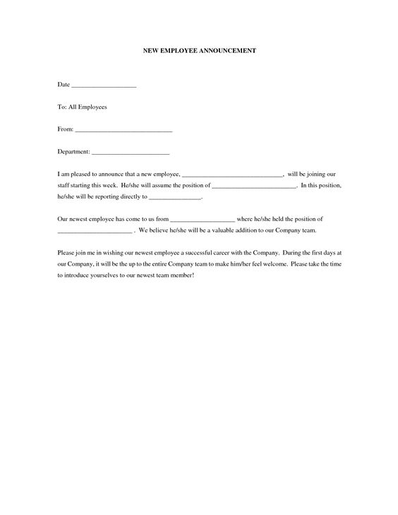 Press release cover letter email Press Release Example and - promotion announcement letter