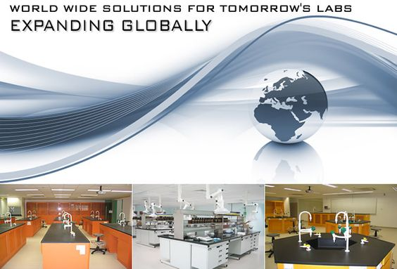 Laboratory counter tops for kitchen