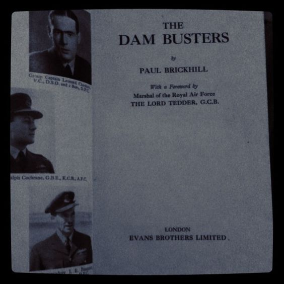 The Dam Busters, Paul Brickhill