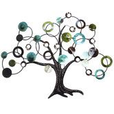 Found it at Wayfair - Abstract Tree Wall Décor