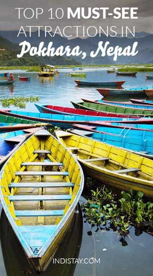 There's never been a better time to visit Pokhara, Nepal; the gateway to the mighty Himalayas. #Indistay