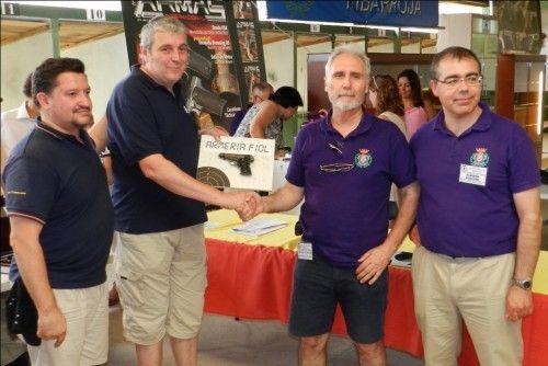 Durante los días 5 y 6 de Julio las instalaciones del polígono de tiro de Ribarroja en Valencia acogieron el II Expocampeonato de pistola histórico-militar y Stockarmas no podía faltar al evento, el único de estas características en nuestro país.