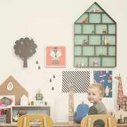 Girls rooms storage/display ferm LIVING webshop - Kids Dorm