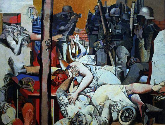 Шедевры послевоенного европейского искусства покажут в Пушкинском | The Art Newspaper Russia — новости искусства