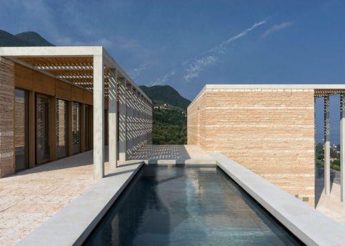 David Chipperfield Architects - Villa Eden
