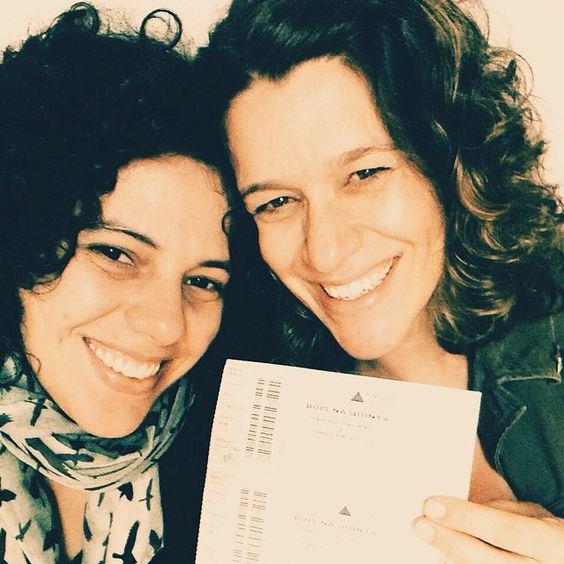 Jennifer Souza & Marina Machado 2015
