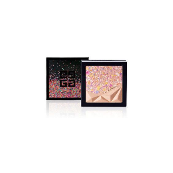 Le Prisme Visage Color Confetti by Givenchy - Givenchy Le Prisme Visage Color Confetti is skin enhancing face powder with multi-colored...