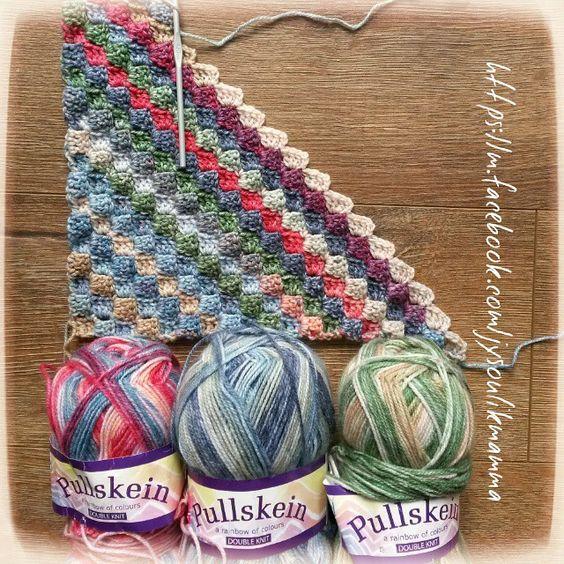 jysoulikmamma_brilliantmommy crochet blanket yarn