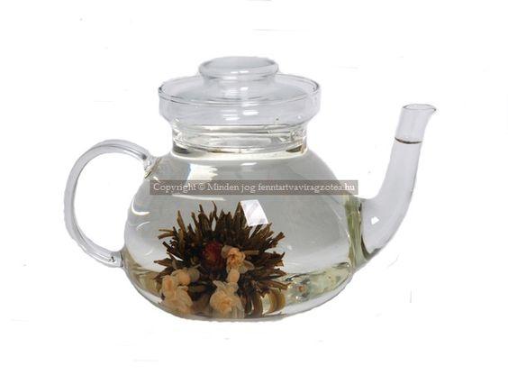 Virágzó Tea - Csodálatos kínai teakülönlegesség