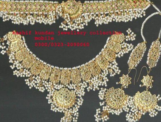 Antique kundan Matha Pati