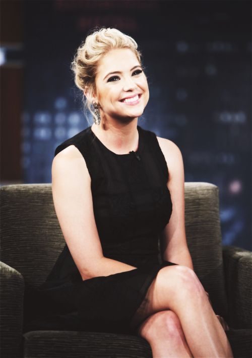 Ashley Benson.: