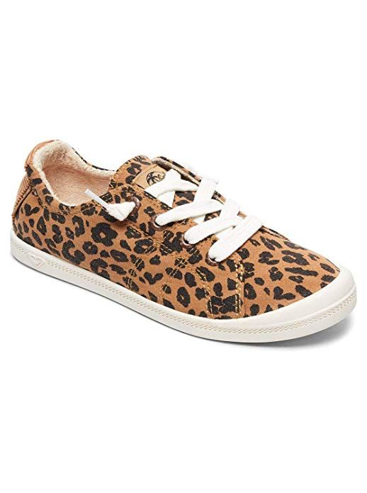 Mens Green Leopard Texture Shoes Canvas Fashion Slip-On Lace-up Shoes