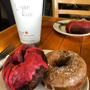 Mighty O Donuts menu - Seattle, WA 98103Mighty O #vegan #vegandonut #seattle #organic #organicdonut #nonGMO http://bit.ly/SRG9DP