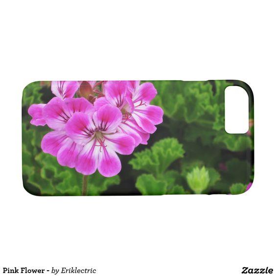 Pink Flower -