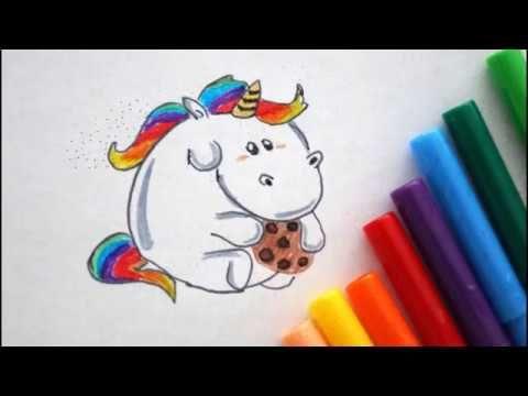Youtube Drawings Draw Unicorn