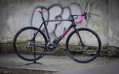 Pink Pacer - C1CX Disc Cyclocross