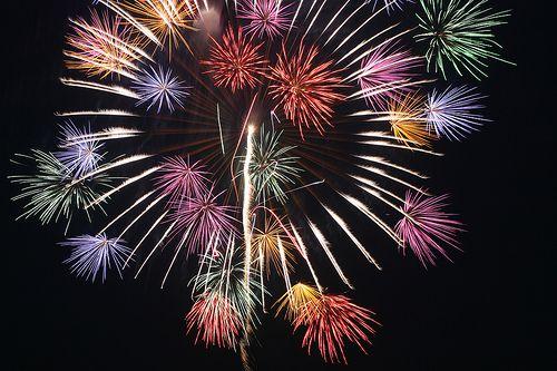 Japan fireworks festivals #saitama #kumagaya #japan