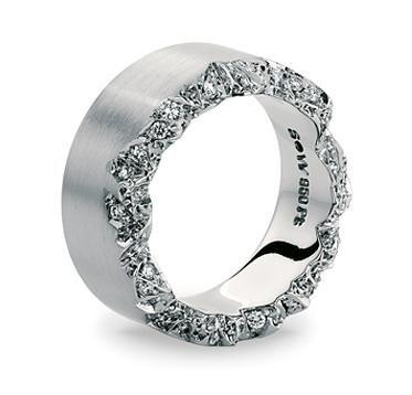 Mens ring | Raddest Men's Fashion Looks On The Internet: http://www.raddestlooks.org