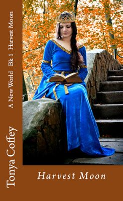 Archaeolibrarian - I dig good books!: REVIEW BY AMY: Harvest Moon By Tonya Coffey