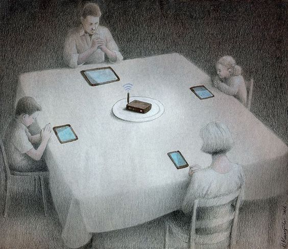 Artist Pawel Kuczynski highlights the visual power of satire through his ongoing series of surreal illustrations. Crafted in a realistic style, he plays wi: