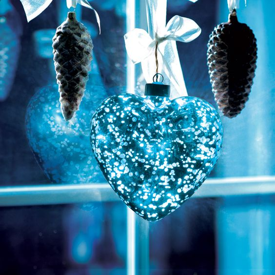 Decorazioni luminose in vetro - Decorazioni casa - Dmail