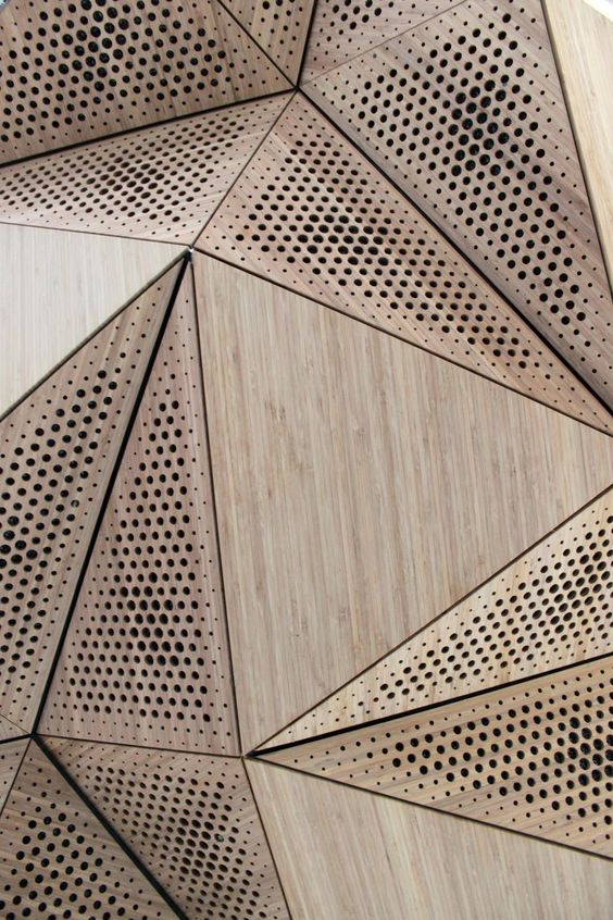 Resonant Chamber is an interior envelope system that deploys the principles of rigid origami to transform the acoustic environment through dynamic spatial, material, and electro-acoustic technologies