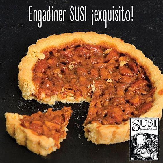 La felicidad en una tarta. Descubre en nuestro engadiner una dulce combinación de almendras y miel, perfecta para endulzar tu día. Encuéntralo en nuestros puntos de venta #Susi de @CCOviedo y #MallVenturaMedellín  #EstiloDeVidaSaludable #SnackSaludable #Susi #Granola #Cereal #Oats #Pan #Bread #Brot #Panadería #SnacksSaludables #ComidaSaludable #Cereales #FrutosSecos #Yummy #Delicious #Tasty #TradiciónAlemana #SinAditivos #Delicioso #Sano #Natural #HealthyFood #NutriciónCreativa