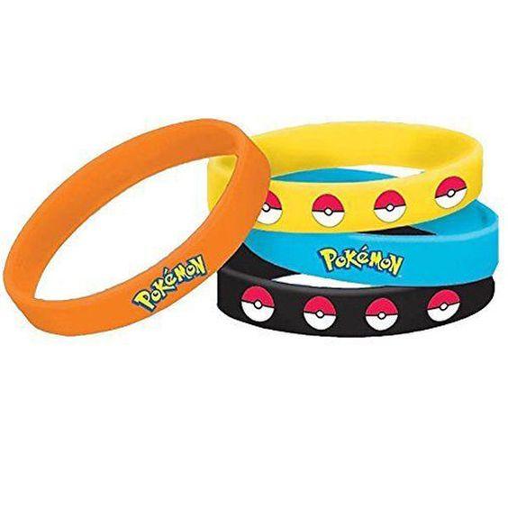 Pokemon Silicone Wristband Bracelet (cod: ev-a) World of Ash    #WorldOfAsh #PokemonGO #Pokemon