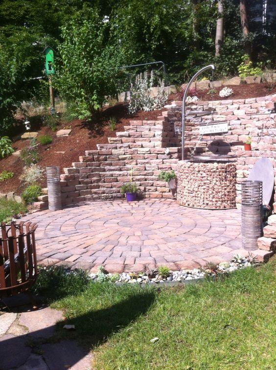 Pinterest ein katalog unendlich vieler ideen for Gartengestaltung grillecke
