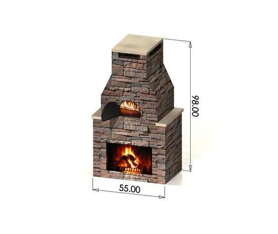 Outdoor Pizza Oven With Fireplace Google Search Pizza Ovens Pinterest Mantles Ovens And