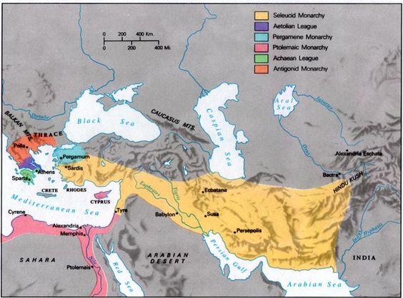 Hellenistic Successor States