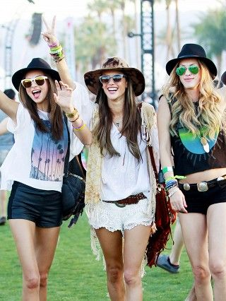 15+Celebrity+Looks+To+Inspire+Your+Coachella+Wardrobe+via+@WhoWhatWear