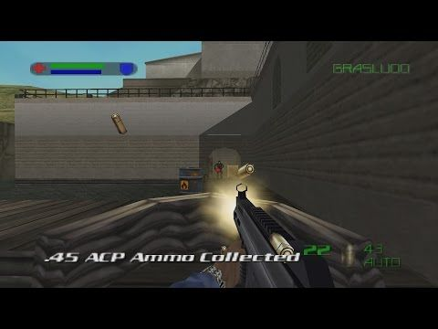 007 The World Is Not Enough N64 Fallen Angel 00 Agent Youtube
