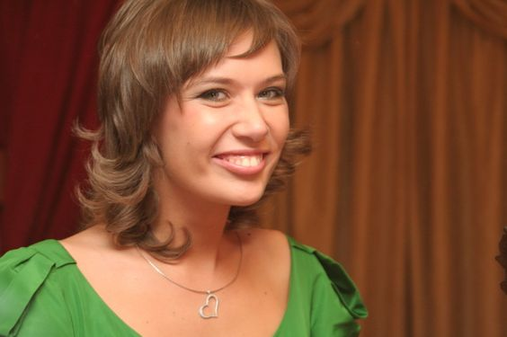 Анна Мажирина