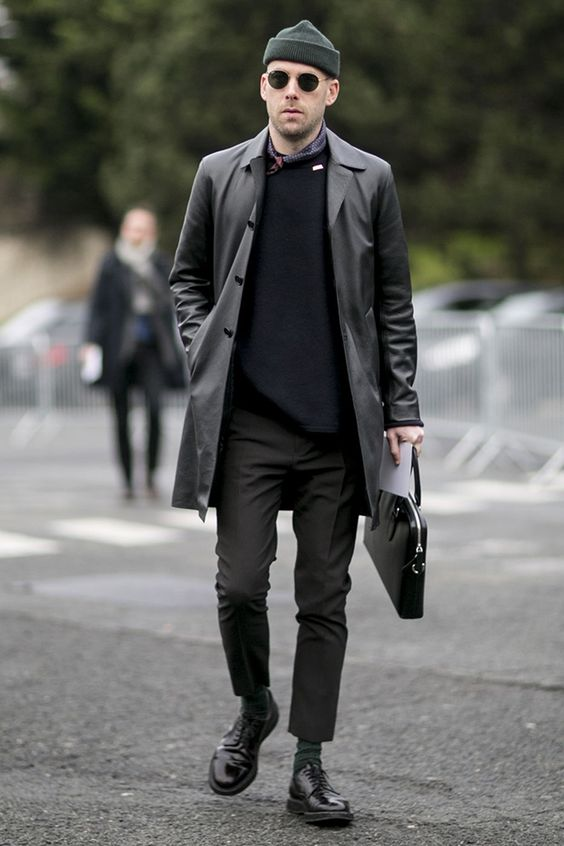 Style Roundup From Paris Men Fw16 Fabulous Mens Fashion Pinterest Fall Winter Fashion