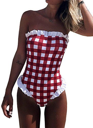 Dellytop One Piece Swimsuits For Women Off The Shoulder P... https://www.amazon.com/dp/B0799G6FLD/ref=cm_sw_r_pi_dp_U_x_FFuGAb2KFD88M