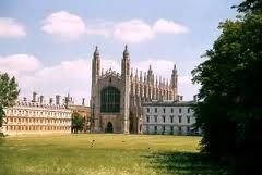 My Cambridge.  I like to make it possessive since I did study there, after all.