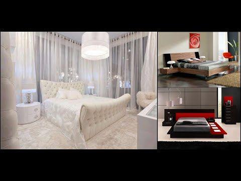 أحدث موديلات غرف نوم مودرن للعرسان بأحدث صيحات الموضة والديكور Youtube Bedroom Decor Bedroom Decor
