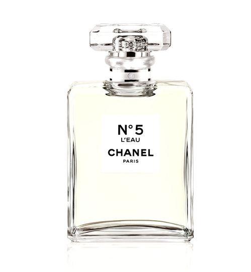 Chanel N°5 L'Eau, disponible le 2 septembre
