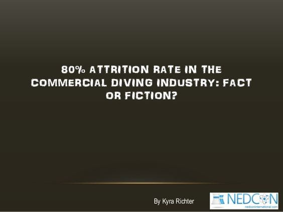 80% Attrition Rate: Fact or Fiction