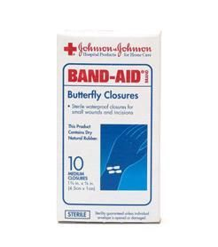 Johnson & Johnson Butterfly Closures $2.99 - from Well.ca