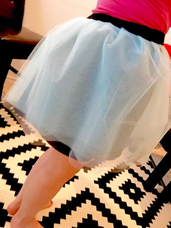 A personal favorite from my Etsy shop https://www.etsy.com/listing/226010806/thigh-length-woman-fun-elegant-tulle