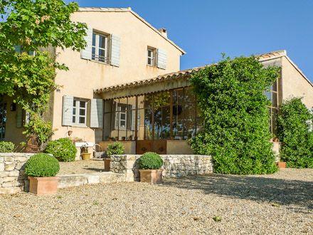 La villa de la location de vacances Mas à Aix-en-Provence ,Bouches