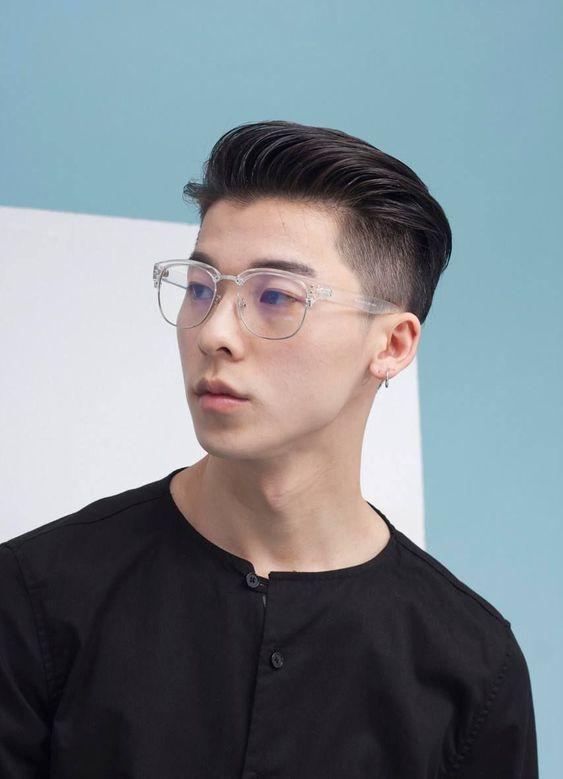 Korean Hairstyle Male In 2020 Asian Men Hairstyle Asian Man Haircut Asian Hair