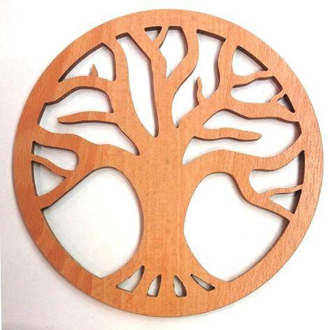 tree of life wallart Baum des Lebens Wanddeko