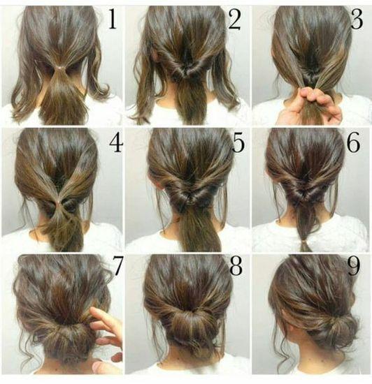50+ Idee coiffure mi longue inspiration