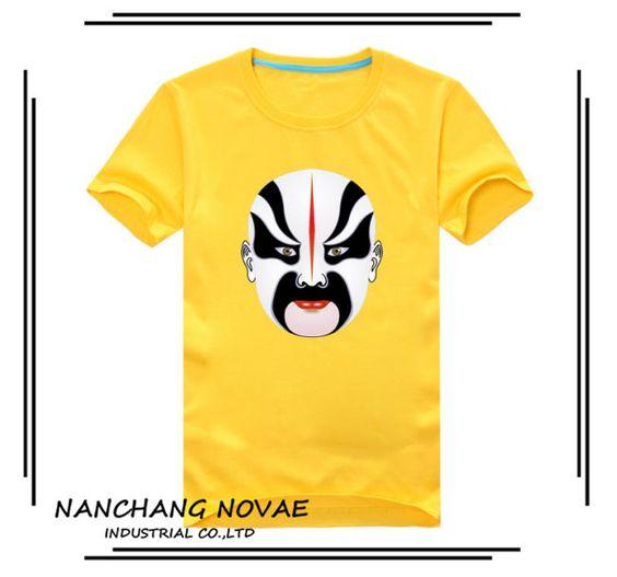 100 cotton t shirts/new design men casual shirts manufacturer china