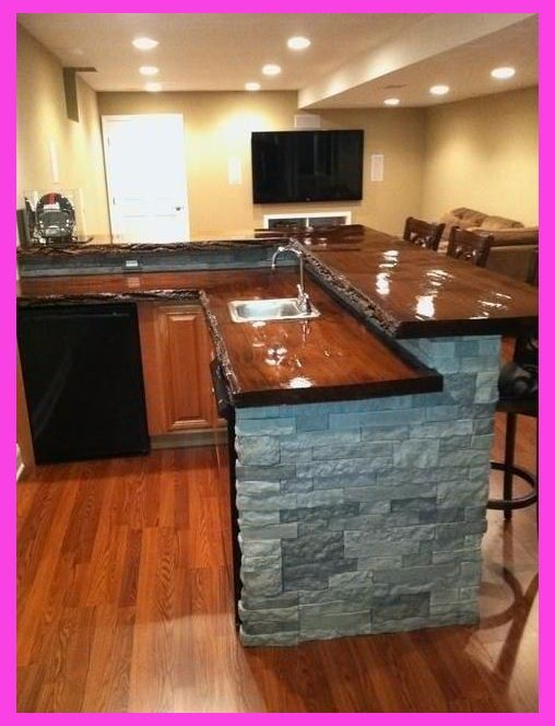 Jazz Up Your Kitchen With Trendy Kitchen Bar Stools Kitchen Decor Tips Home Bar Designs Basement Bar Designs Bars For Home